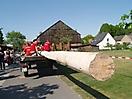 Maibaum aufstellen 2009_18