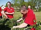 Maibaum aufstellen 2009_30