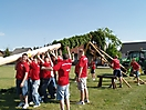 Maibaum aufstellen 2009_40