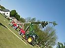 Maibaum aufstellen 2009_57