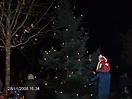 Weihnachtsbaum aufstellen 2008_54