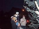 Weihnachtsbaum aufstellen 2008_61