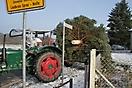 Weihnachtsbaum aufstellen 2010_1