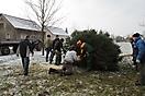 Weihnachtsbaum aufstellen 2010_5